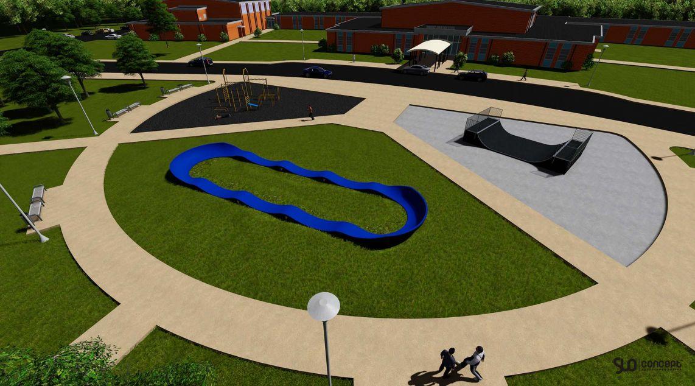 budowa i projektownie skateparków