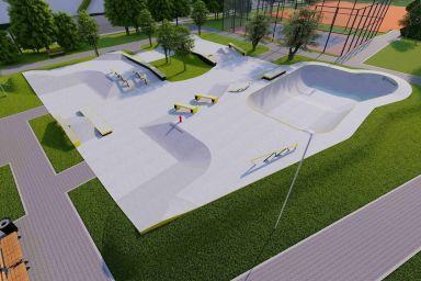 Skatepark Wrocław (ul. Ślężna)