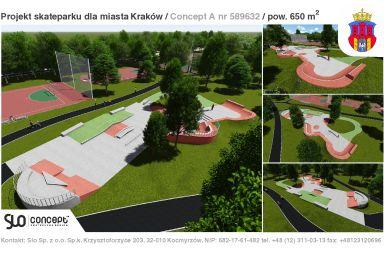 Kraków - Park Jordana