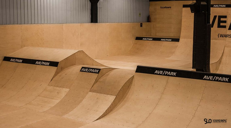تزلج على مدار العام  Skatepark