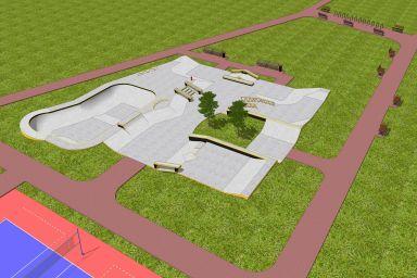 Skatepark فروتسواف