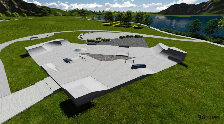 skatepark documentation in Lillehammer