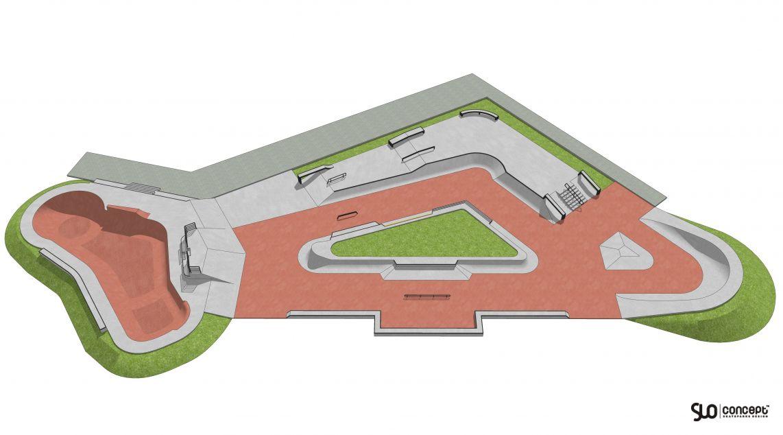 Skatepark - Slo Concept