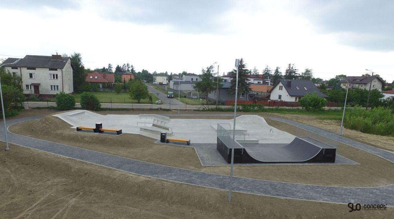 Skatepark w Koluszkach