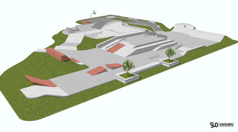 Skatepark w Lublinie