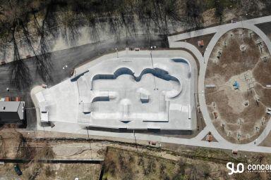 Skatepark w Słomnikach