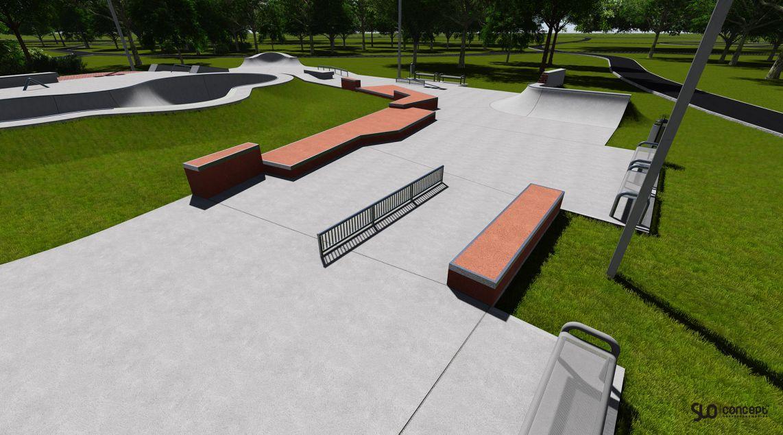 Skatepark Warszawa Ochota