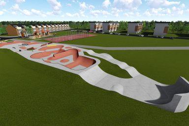Skatepark Wejherowo