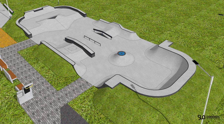 Slo Concept - визуализация