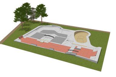Skatepark in Zamość